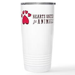 Hua Stainless Steel Travel Mug