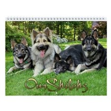 OurShilohs Wall Calendar :2012