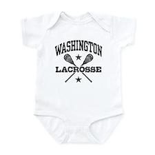 Washington Lacrosse Infant Bodysuit