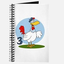 Three French Hens Journal