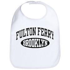 Fulton Ferry Brooklyn Bib