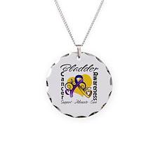 Awareness Bladder Cancer Necklace