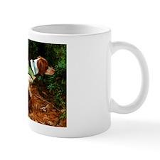 Brittany Spaniel Pointing Mug
