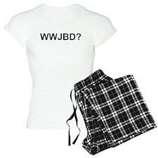 WWJBD pajamas