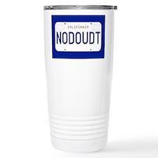NODOUDT Stainless Steel Travel Mug