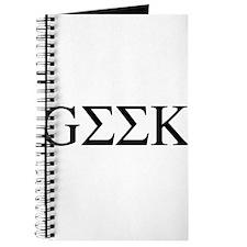 Greek Geek Journal