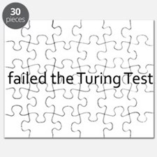 I failed the Turing Test. Puzzle