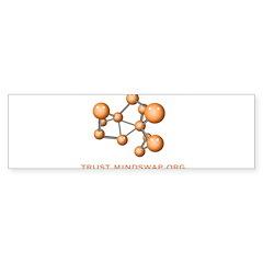 Social Network Bumper Sticker