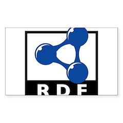 RDF Decal