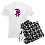 Holy Cow Men's Light Pajamas