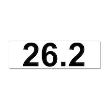 26.2 Marathon Car Magnet 10 x 3