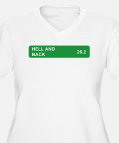 Hell and Back Marathon T-Shirt