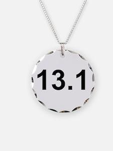 Half Marathon 13.1 Necklace