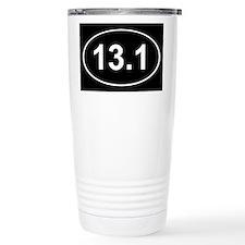 Half Marathon 13.1 Travel Mug