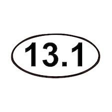 Half Marathon 13.1 Patches