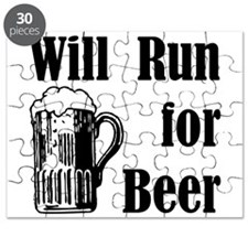 Will Run for Beer Puzzle