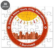 2009 New York City Marathon - Puzzle