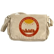 2009 New York City Marathon - Messenger Bag