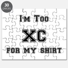 I'm Too XC For My Shirt Puzzle