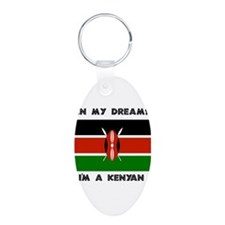 In my dreams I'm a Kenyan Keychains