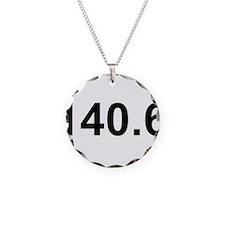 140.6 (Ironman Triathlon) Necklace