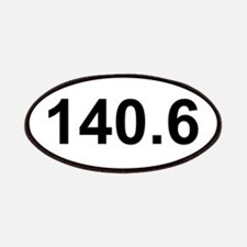 140.6 (Ironman Triathlon) Patches
