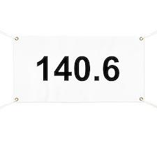 140.6 (Ironman Triathlon) Banner