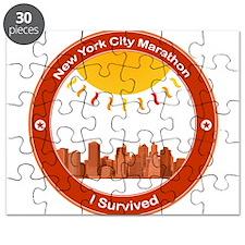 New York City Marathon - Puzzle