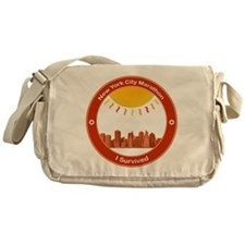 New York City Marathon - Messenger Bag