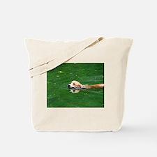 Swim Fetch Tote Bag
