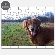 Cute Golden retreiver Puzzle