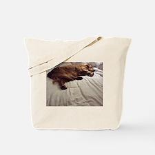 Pampered Tote Bag