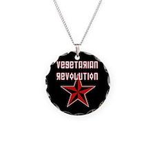 Vegetarian Revolution Necklace