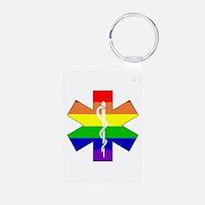 EMS Pride Keychains