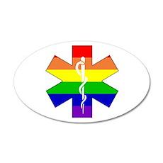EMS Pride 22x14 Oval Wall Peel