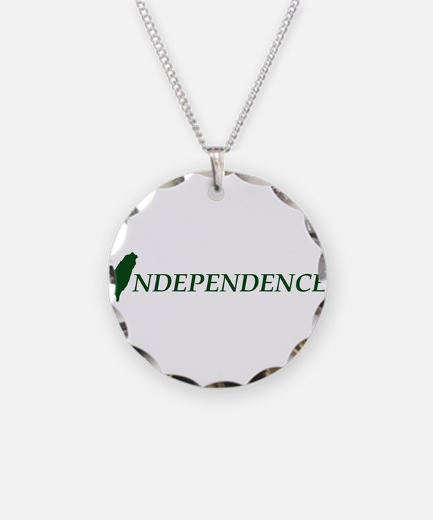Taiwan Independence Necklace