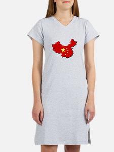Cute Dali lama Women's Nightshirt