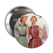 "Unique Funny christmas 2.25"" Button (10 pack)"