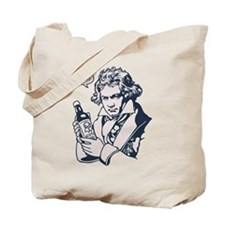 Beethoven's Fifth Tote Bag