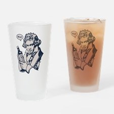 Beethoven's Fifth Drinking Glass