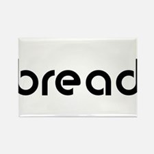bread Rectangle Magnet