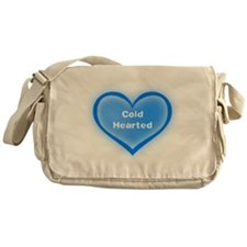Cold Hearted Messenger Bag