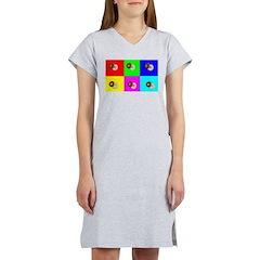 Andy Warhola Bagels Women's Nightshirt