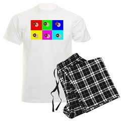 Andy Warhola Bagels Pajamas