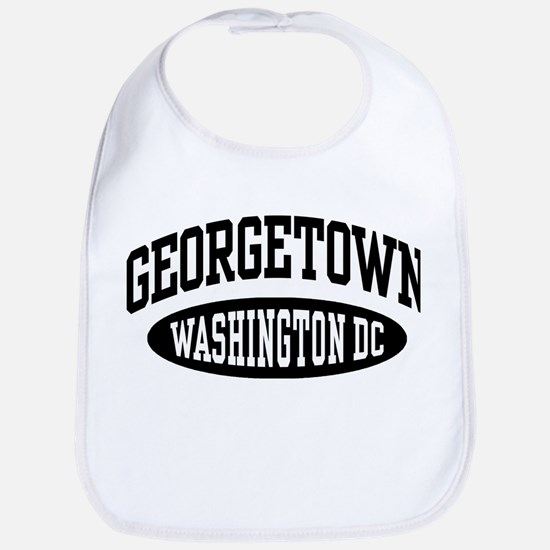 Georgetown Washington DC Bib
