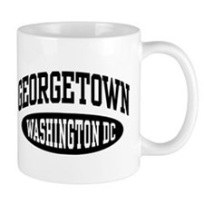 Georgetown Washington DC Mug