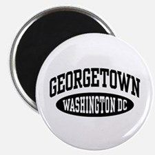 Georgetown Washington DC Magnet