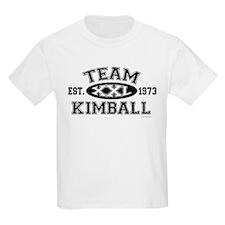 Team Kimball XXL - LDS T-Shir T-Shirt