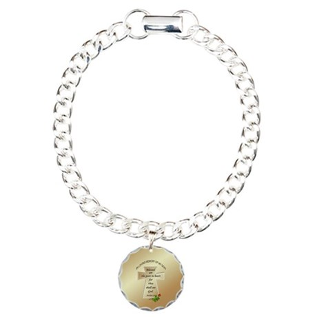 In Loving Memory of My Son Charm Bracelet, One Cha