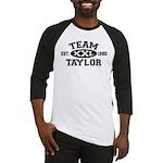 Team Taylor XXL - LDS T-Shirt Baseball Jersey
